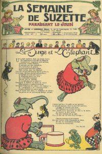 La Semaine de Suzette n°3, 18 février 1926